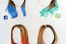 lag finne hår stiler
