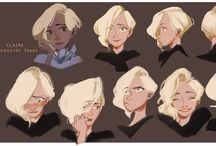 Faces / Expressions