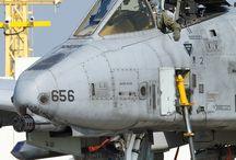 Aircraft - A-10 Wart-Hawg (Thunderbolt II)