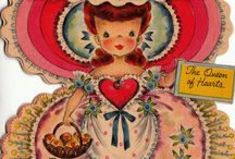 Vintage cards / by Becky Sperry