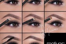 make up, makijaż