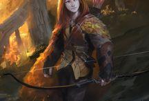 Fantasy - Wood Elves