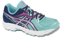 Asics Shoes / by Chrissie Long