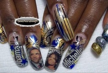 2012 Presidential Election Nails