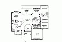 Floor plans / by Annette Rhoades