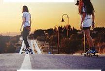 Skateboard :D