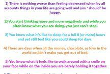 mental illness/depression/anxiety