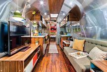 caravan / Lekker kamperen in onze opgeknapte caravan.