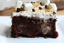 Cakes / by The Sassy Slow Cooker