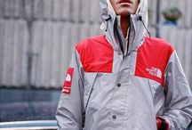 No title / Sneaker, jacket