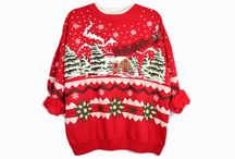 Ugly Holiday Sweaters / A collection of wonderfully tacky and ugly holiday sweaters. / by Pacific University
