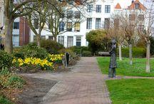 Bellamypark Vlissingen / Foto's van het Bellamypark.