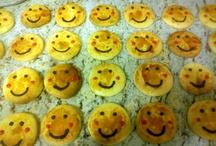 Food / Smiling cookies!