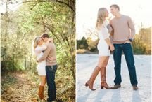 Engagement photos / Ideas of what to wear and photo ideas / by Renee Whitney