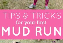 Mud run tips and training / by Malissa Litz
