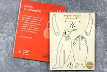 Animal Ornament Kits
