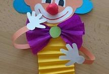 Karneval,klaun,masky