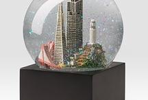 Snow globe  / by Kristin Graham
