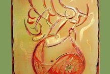 My Paintings n Craft Works