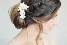 Wedding Hair Styles / Undo's and Flowers