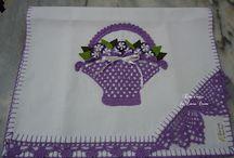 servilletas y toallas / by Carmita Perez