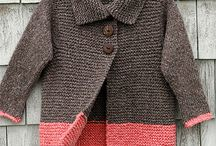 casacos de tricô  Beatriz, Mariah