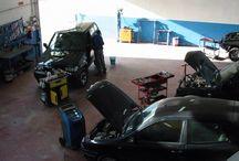 Autocarrozzeria farocar / Per la riparazione delle auto di oggi ci vuole esperienza ,tecnologia e professionalità,quello che trovate qui alla fa.ro.car!