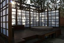 Outdoor Rooms / Greenhouses, Sheds and other Outbuildings that provide Outdoor Living Spaces / by Camile Mick