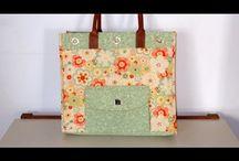 Bolsas de tecidos / Bolsas e sacolas