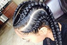 Hair & natural hair care and styles