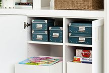 Built-ins & Storage / half the battle is getting organized! check out these ideas to tidy up your home and get the most out of your space!