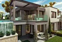 Luxury Home / Luxury homes photos. Lüks konut fotoğrafları.