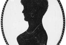 Regency silhouet