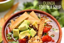 recipes quinoa healthy