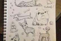Trimsalons/Honden