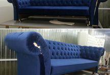upholstery/kárpitosmunka