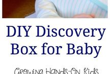 discovery box for baby