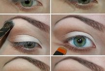 Eye make up tutorial / Eye make up tutorial