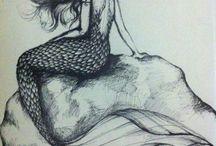 Fantasy Drawings