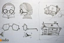 IP Development / Unique ideas from the studio