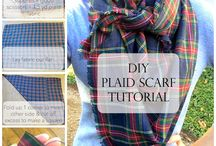 Scarves, Clothes DIY