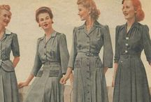 1930s Dresses / Ideas for making Art Deco outfit