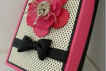 boXed iN... / inspirational boxes to make or get... / by gWen milLNs