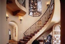 Dlaždice v predsieni / na schodisku