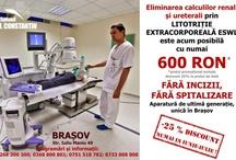 Oferte servicii Spitalul Sf. Constantin Brasov