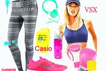 Workout Clothes Wishlist / by Great Body & Skin