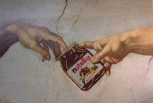 Fav | nutella ❤️