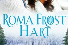 My Roma Frost Hart Books / All the sweet romance books that are now available or coming soon from me.  #sweetromance #books #romancebooks #newbookreleases