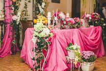 свадьба в испанском стиле.