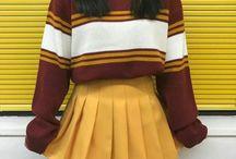 Gryffindor Fashion